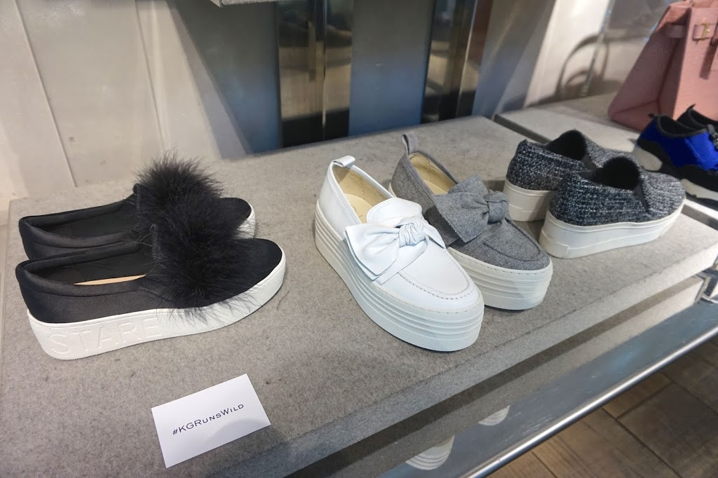 kurt geiger ss16 collection
