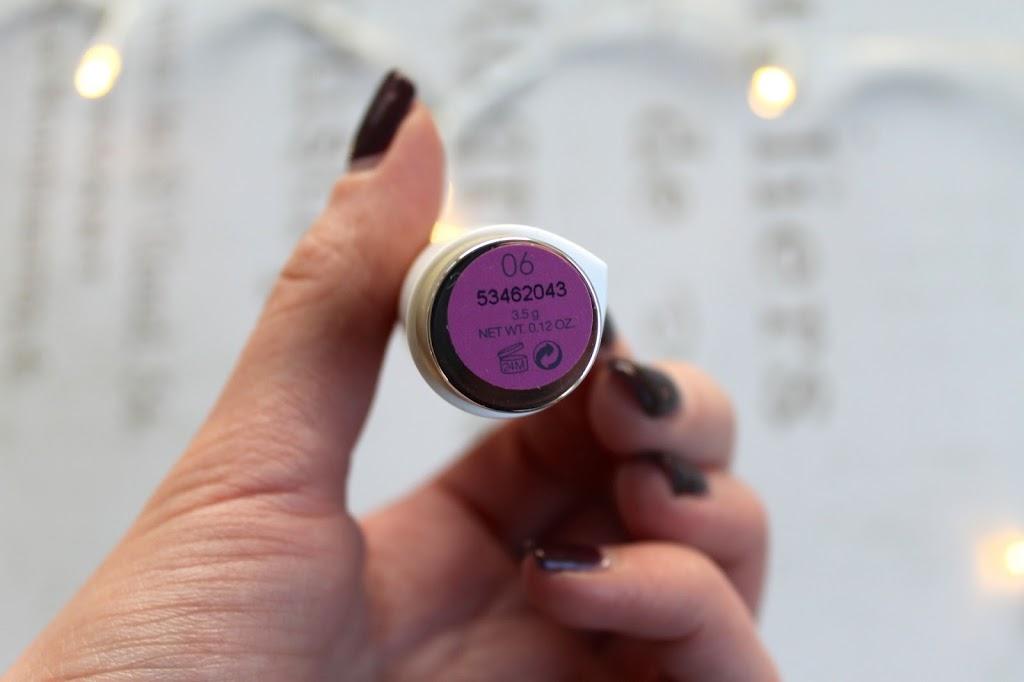 Kiko Milano colour click lipstick blog