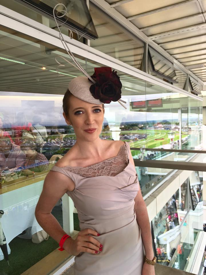 BecBoop Galway Races fashion