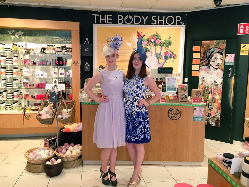 Casserly sisters the body shop makeover