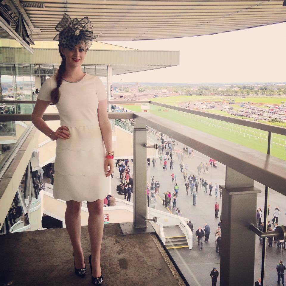 Stephanie Casserly Galway Races