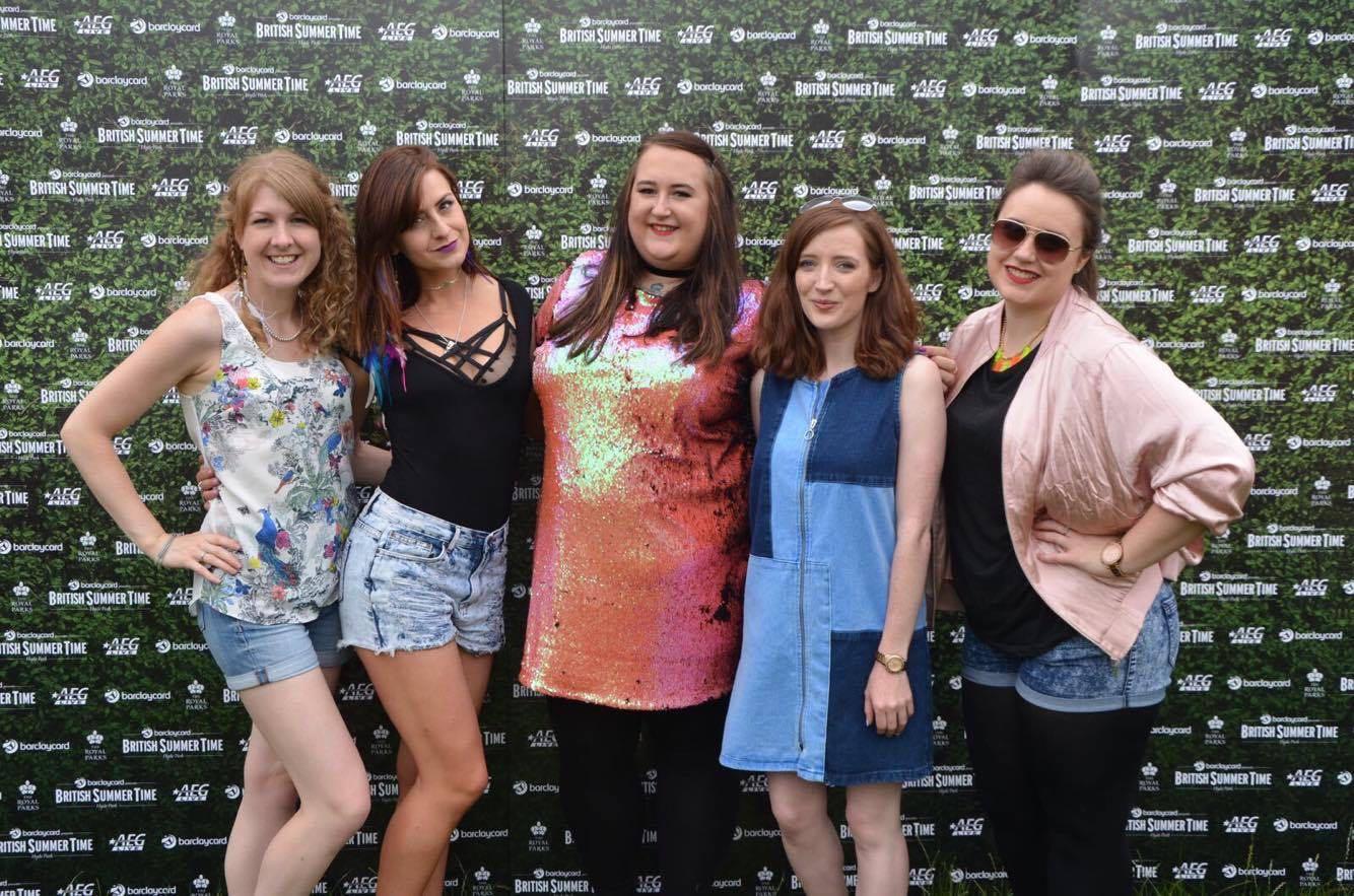 London festival bloggers