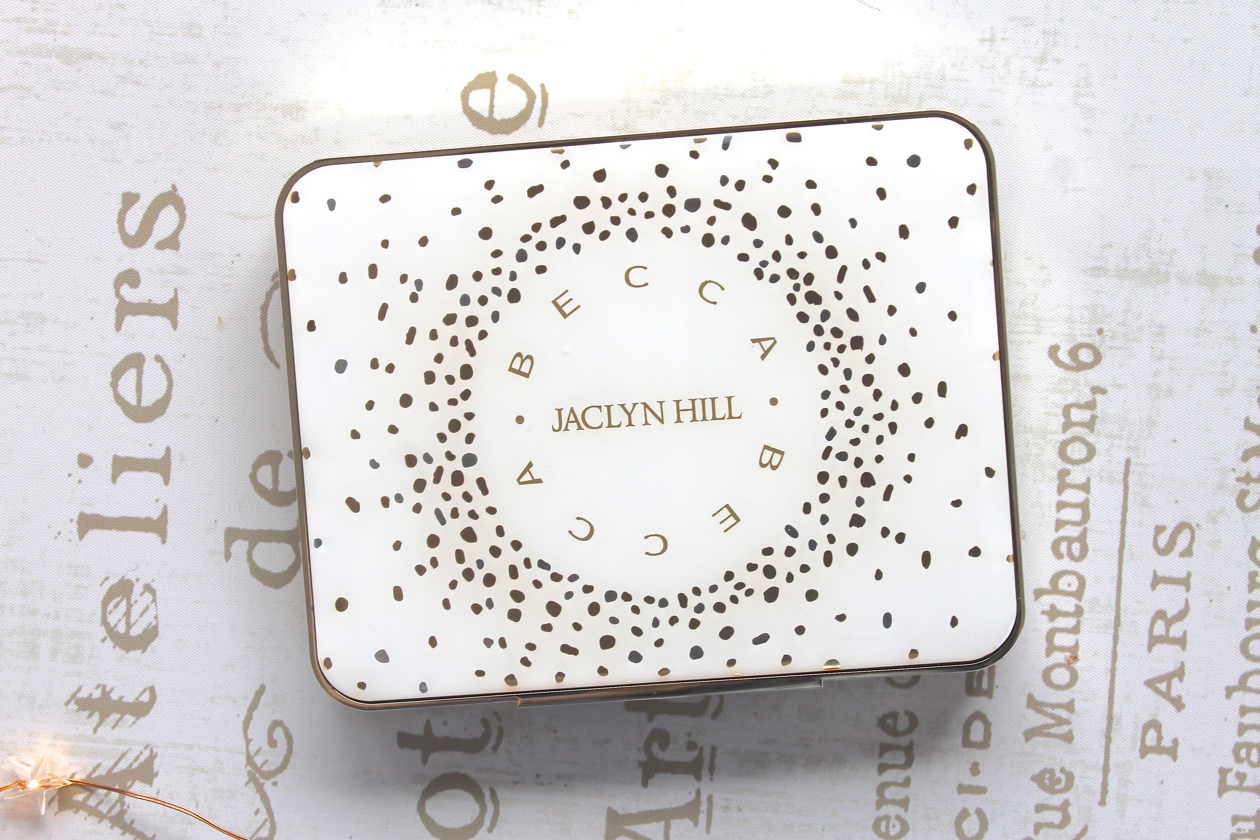 becca jaclyn hill face palette