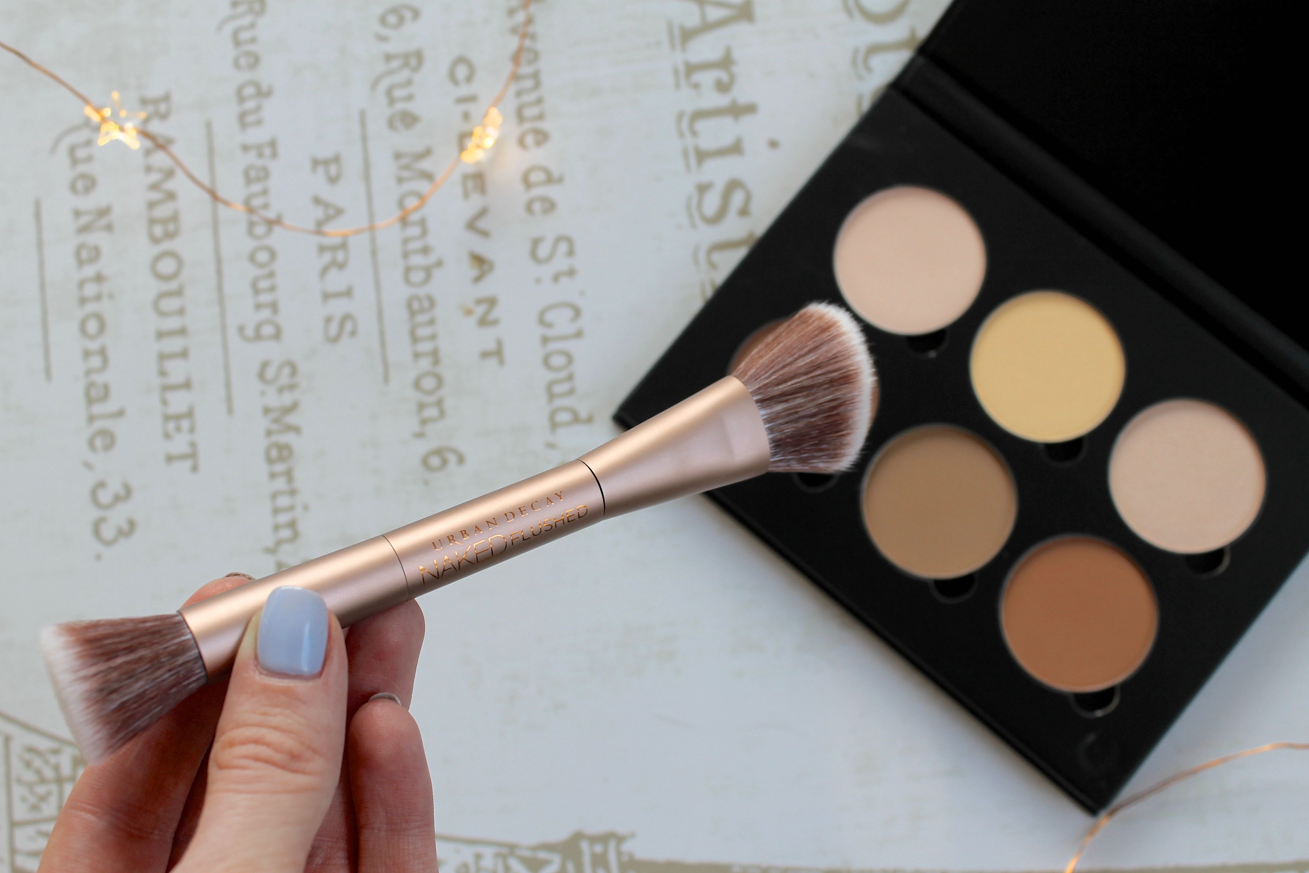 urban decay naked flushed contour brush