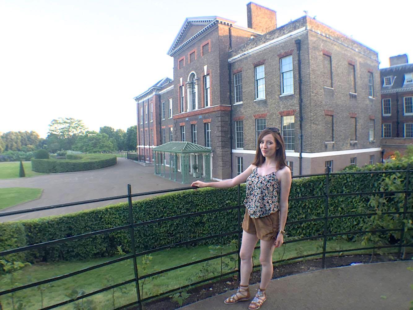 BecBoop Kensington Palace