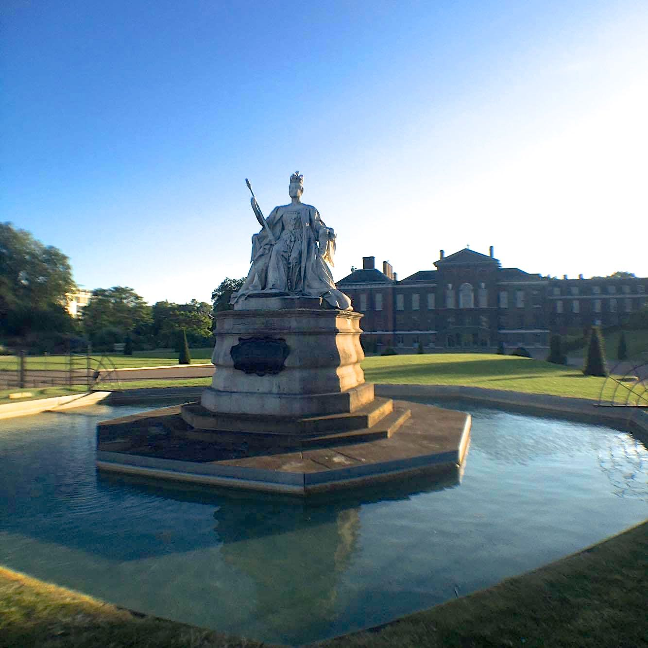 Kensington Palace travel London
