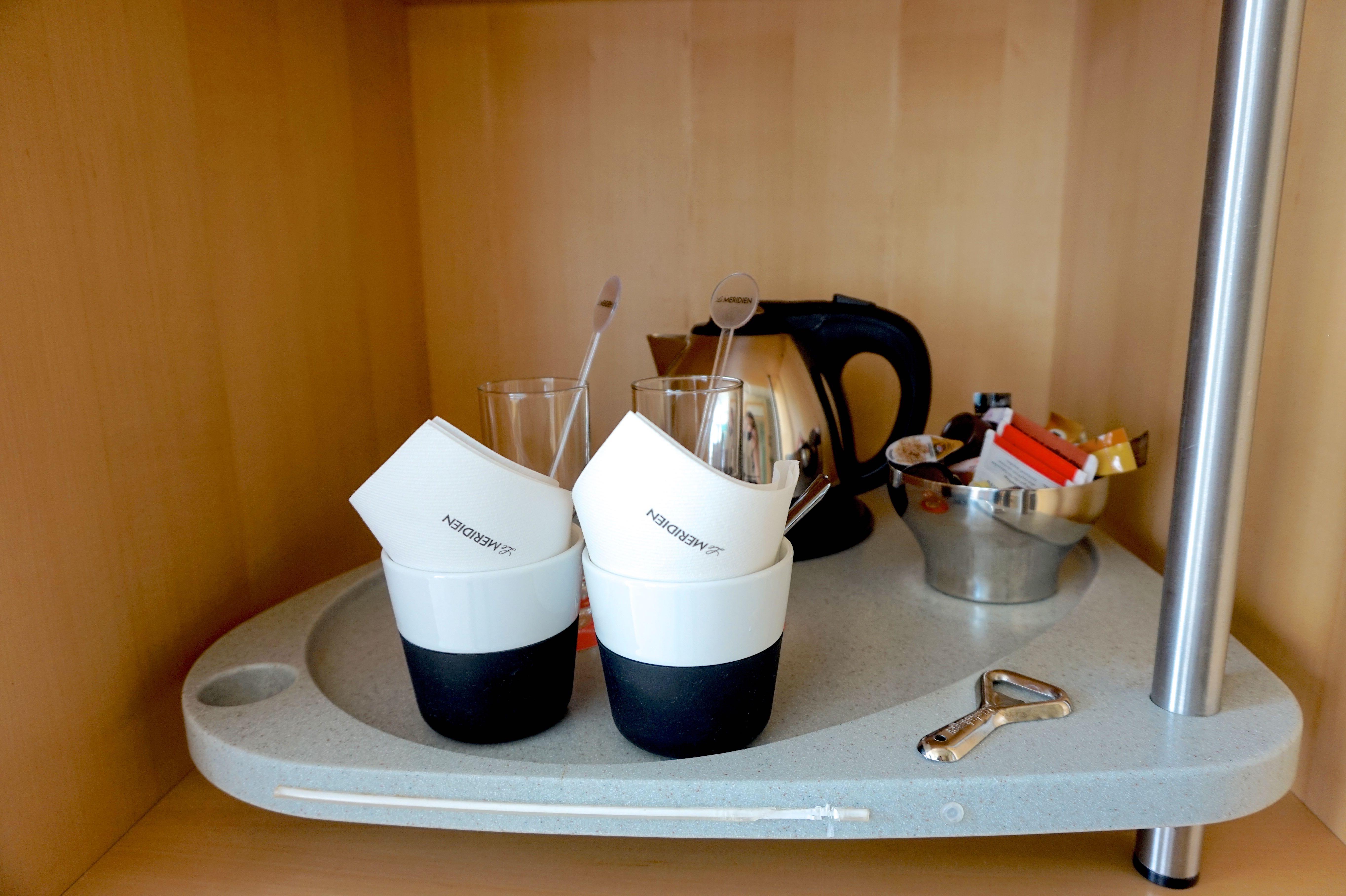 Le Meridien Vienna room service