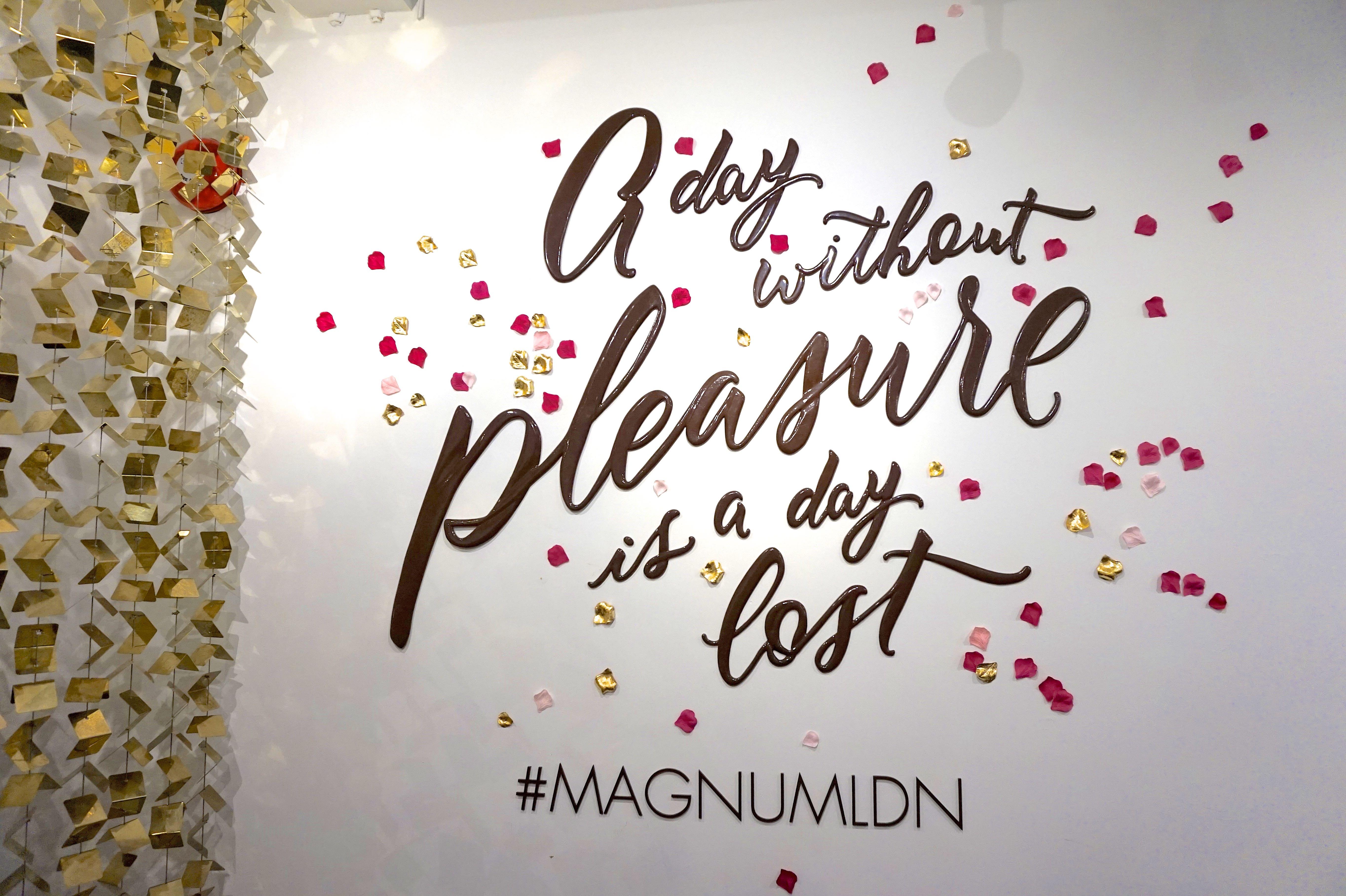 MagnumLDN Pleasure Store Visit