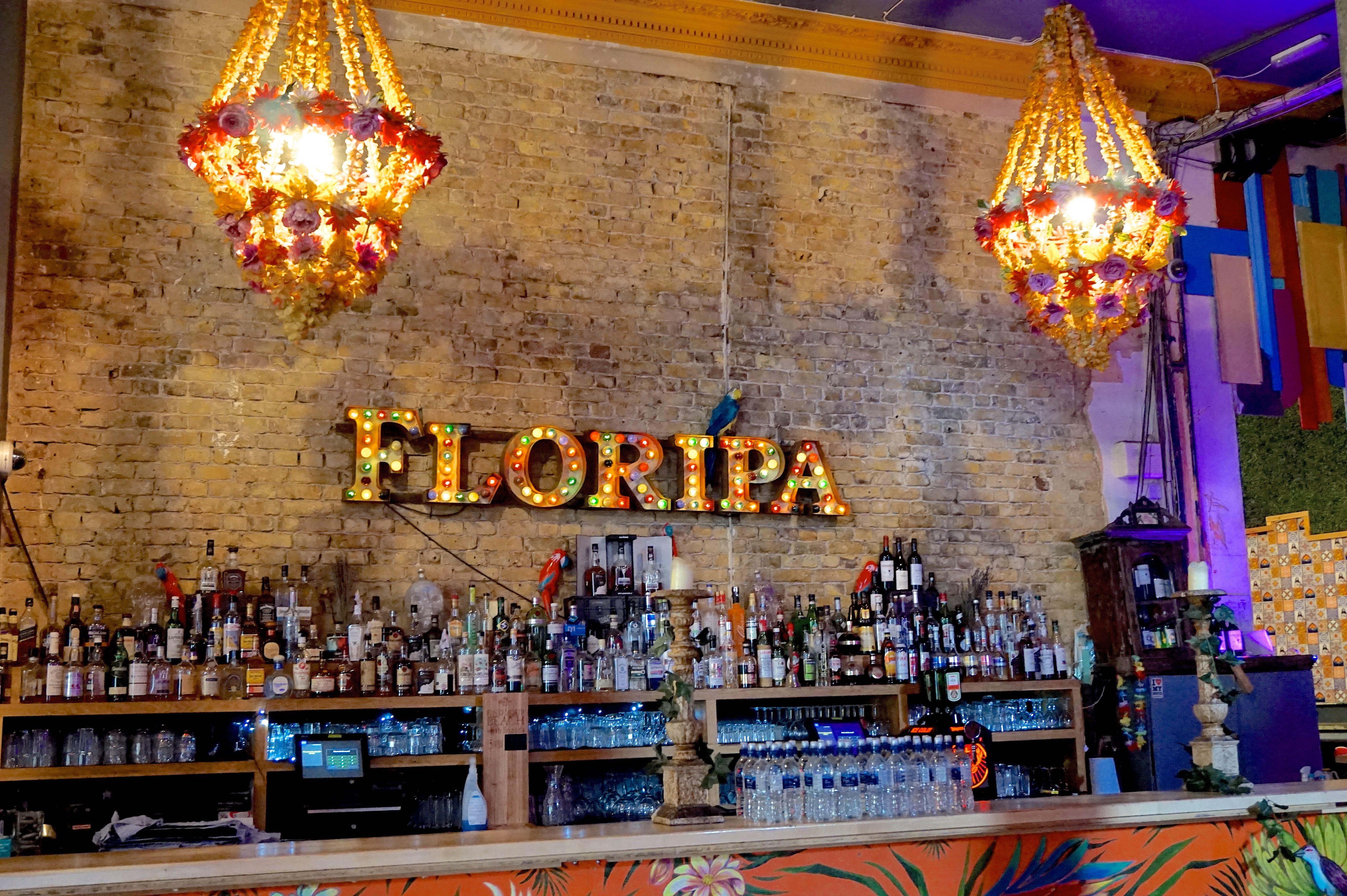 floripa brazil bar london