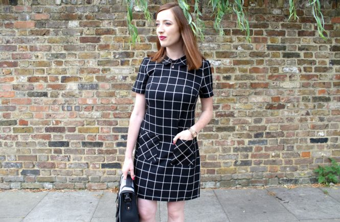 LONDON FASHION WEEK OUTFIT ON A BUDGET