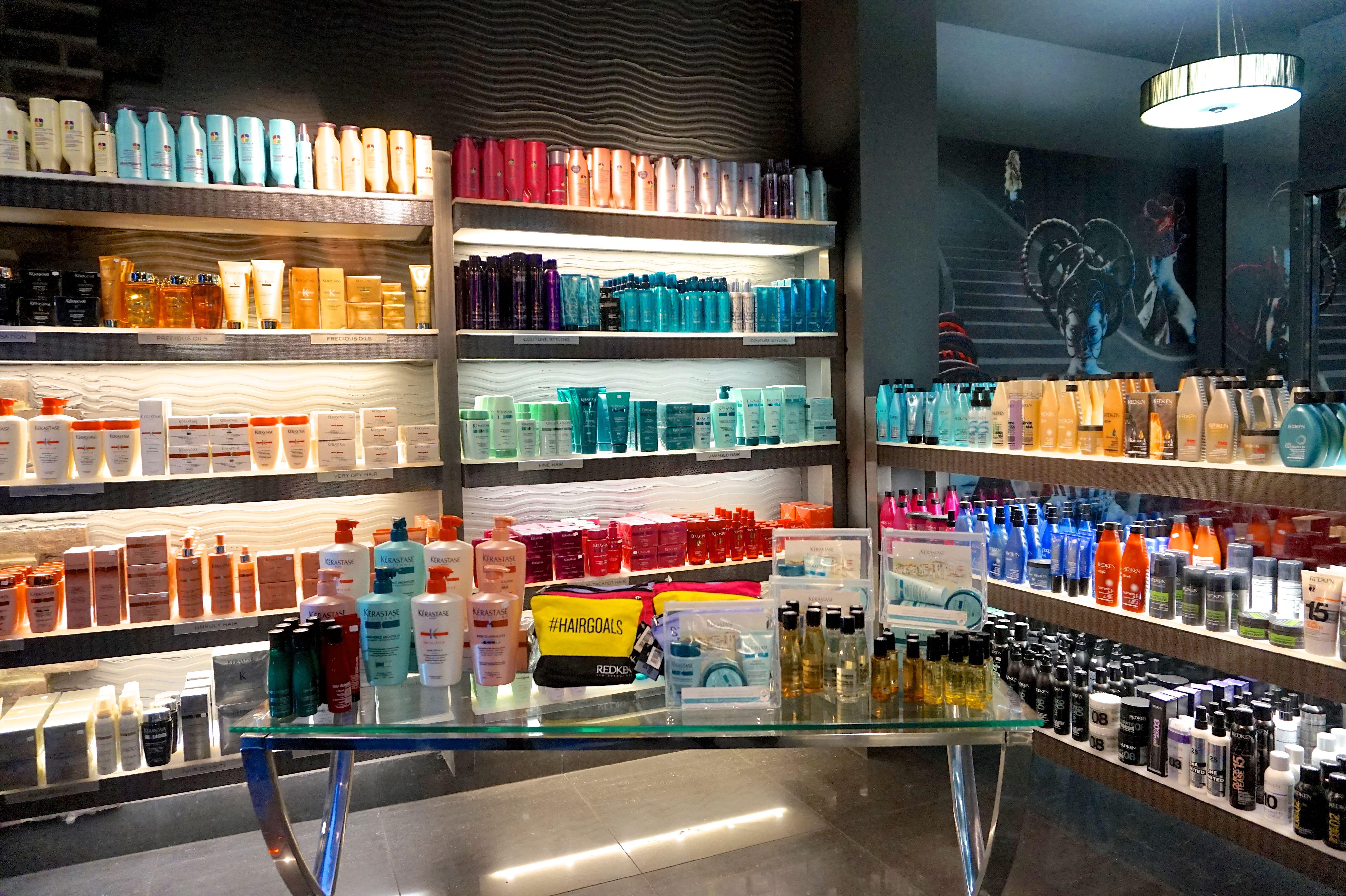 seanhanna hair salons Putney