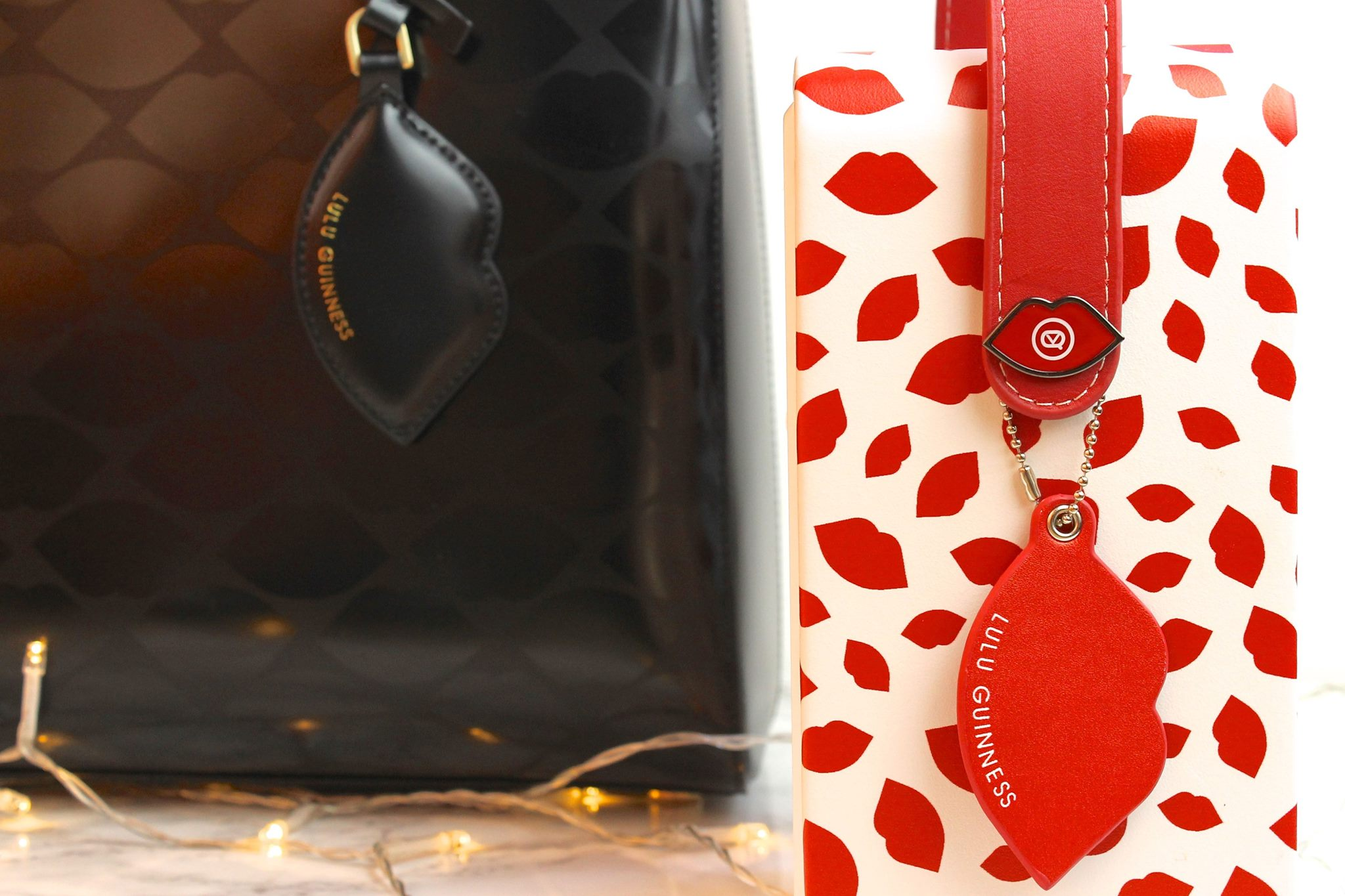 LULU GUINNESS PRINT RETRO MINI RADIO GIVEAWAY