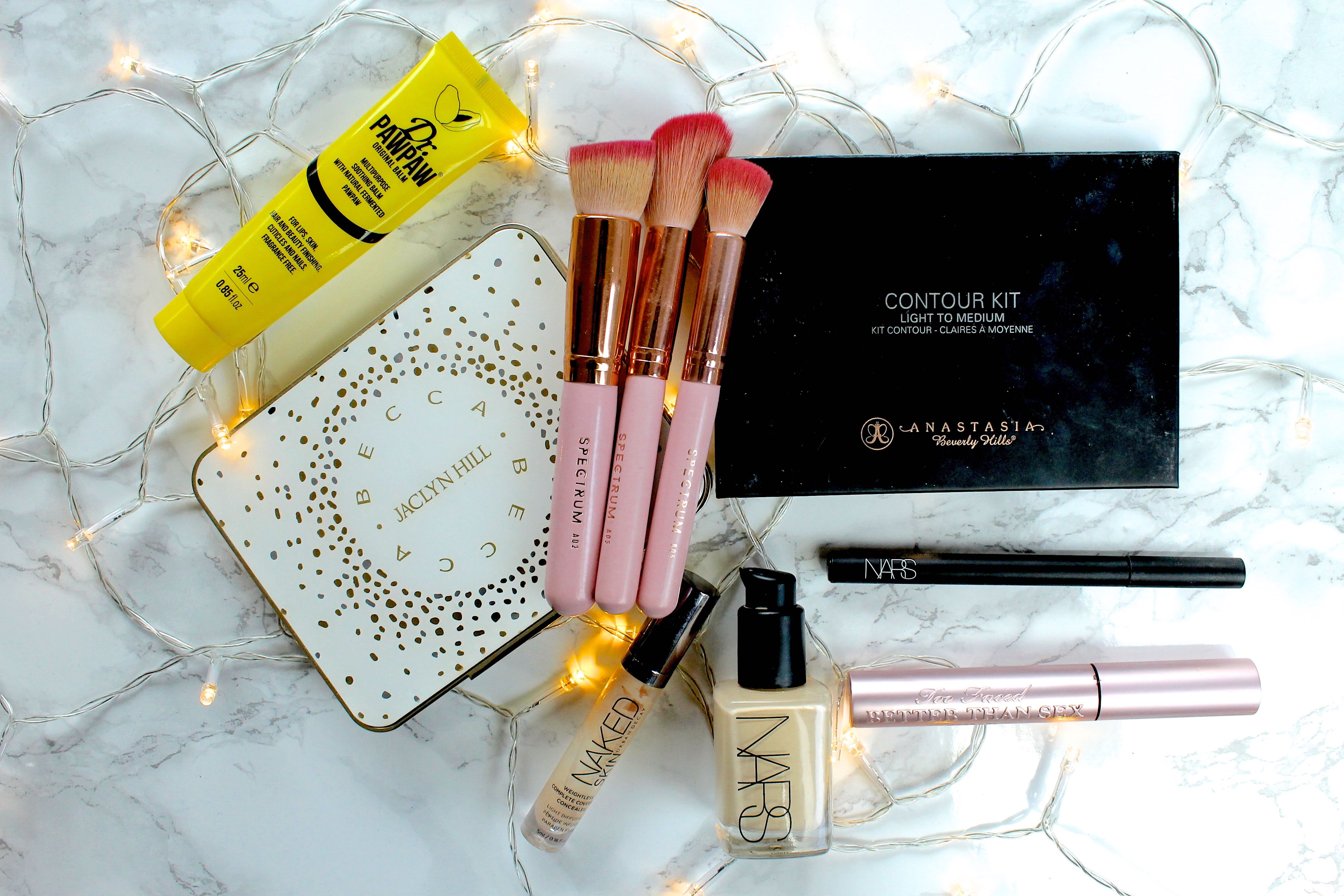 2016 beauty favourites becboop
