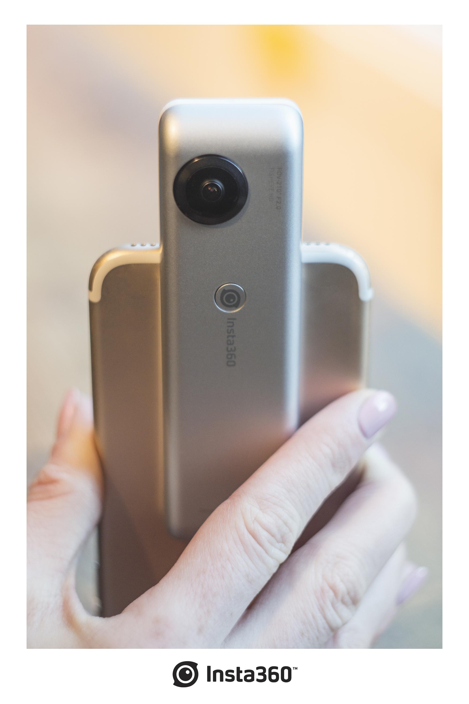 Insta360 Nano review