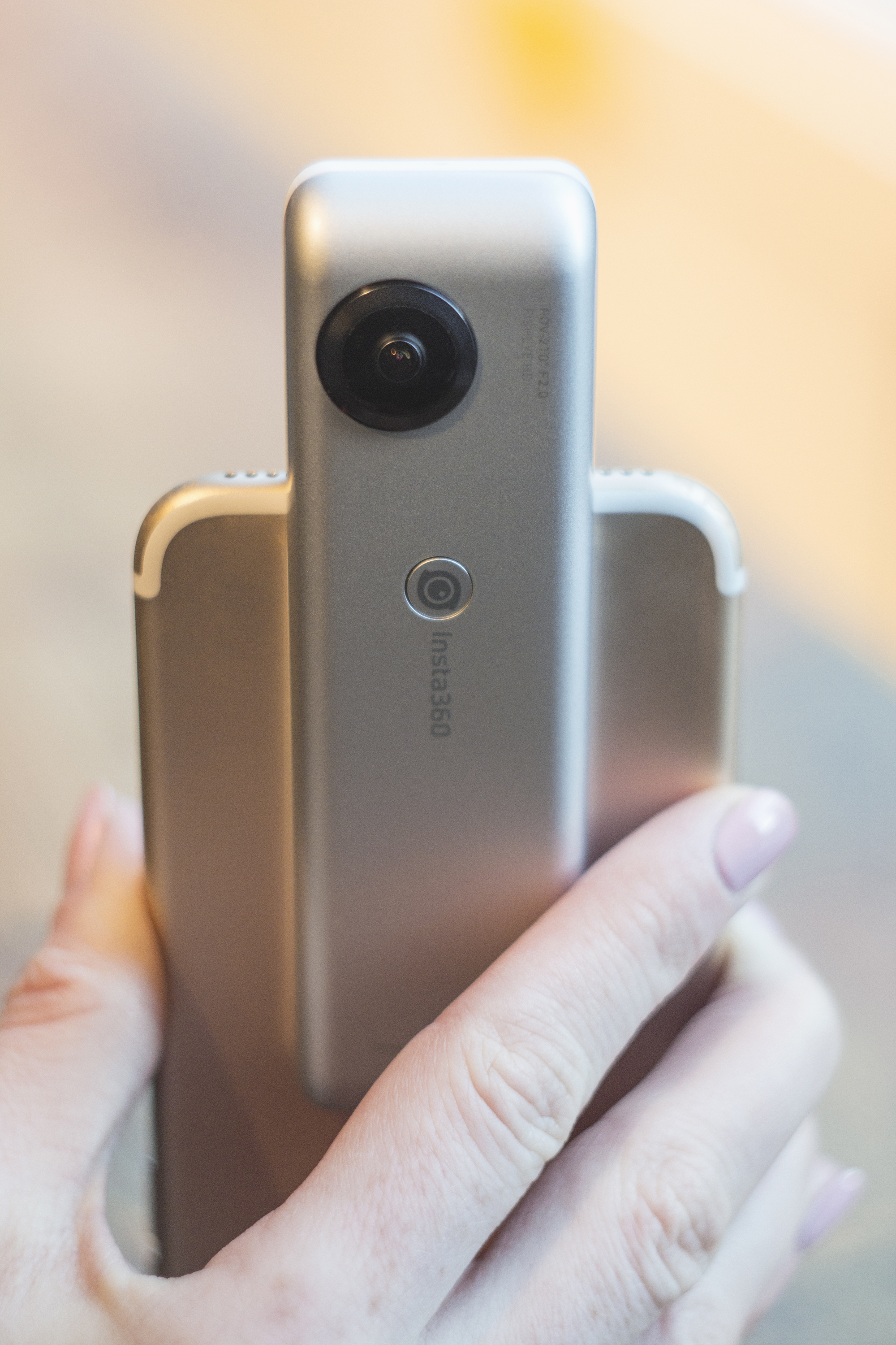BecBoop insta360 nano review blog