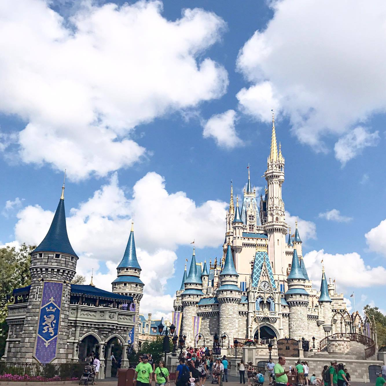florida travel disney magic kingdom