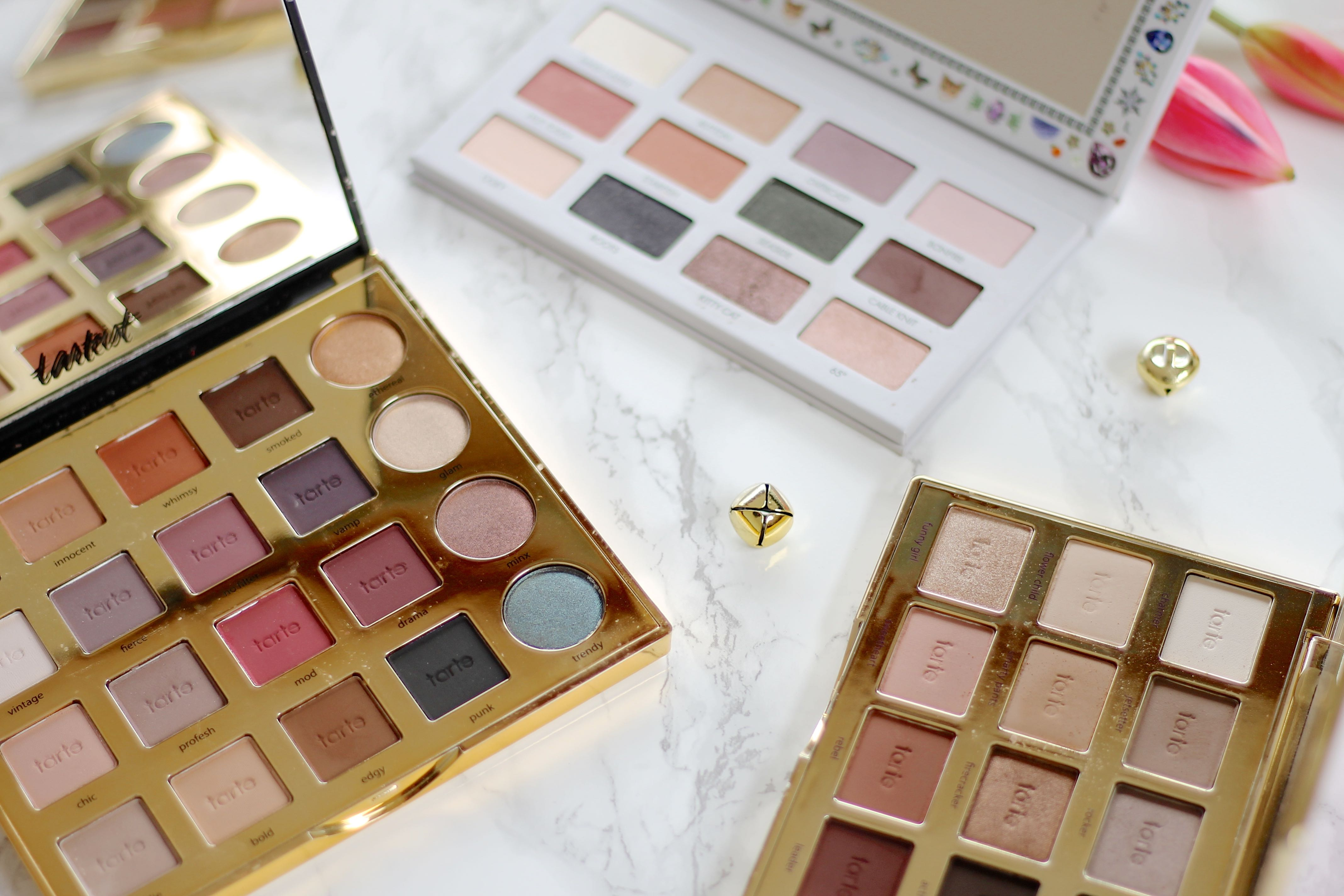 US Eyeshadow Palettes review becboop