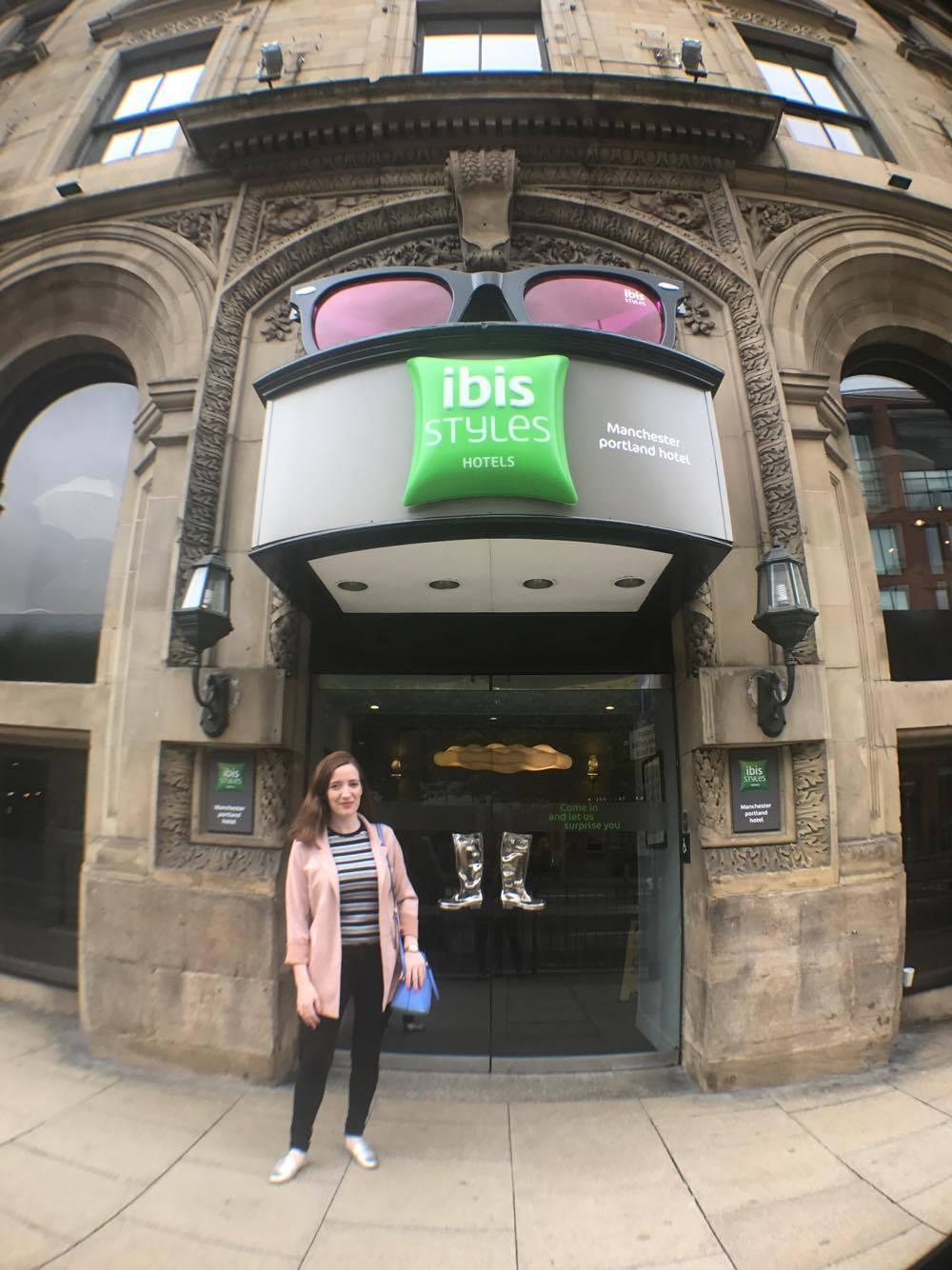 Ibis Styles Manchester Portland