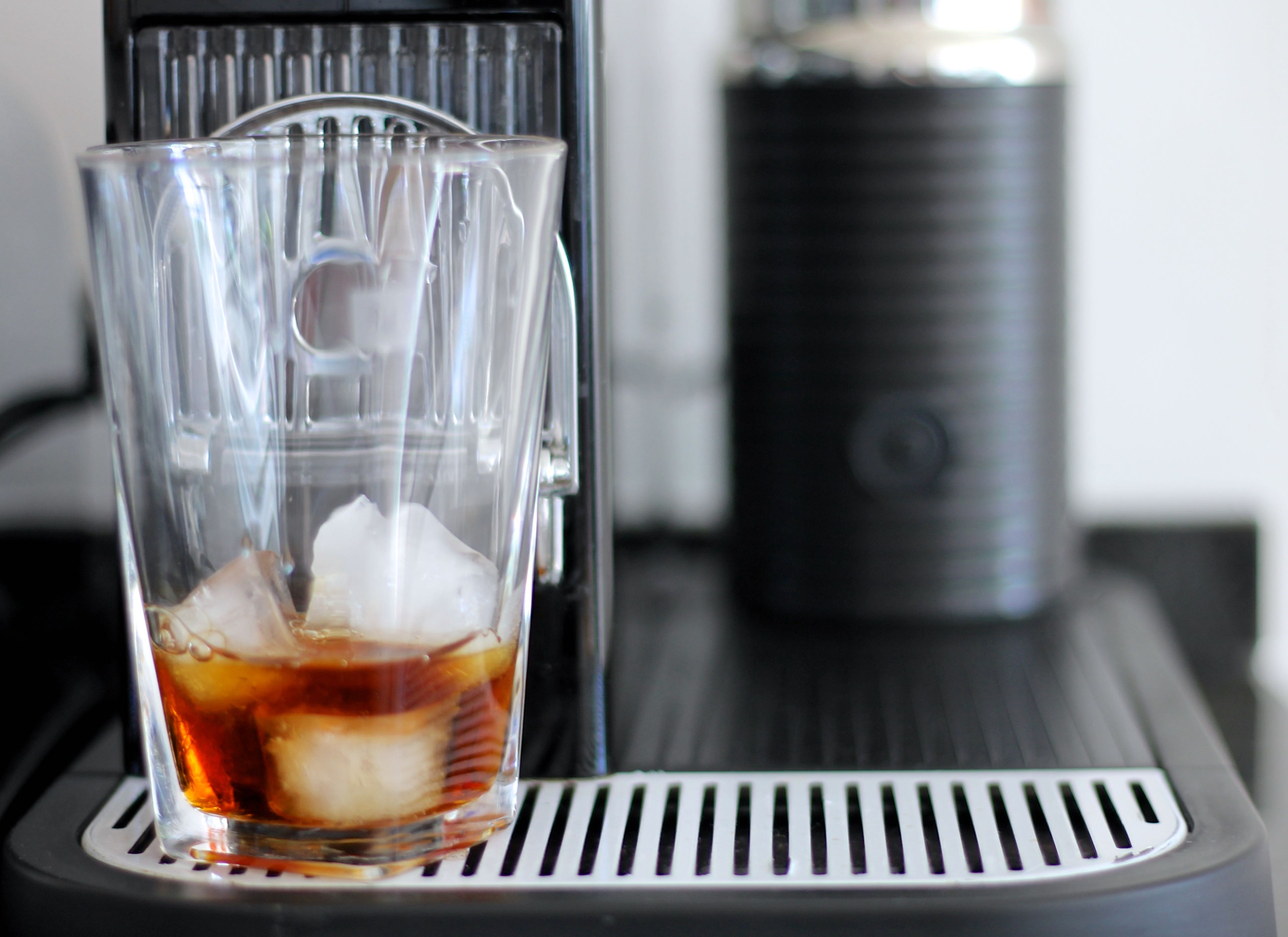 easy iced caramel coffee recipe